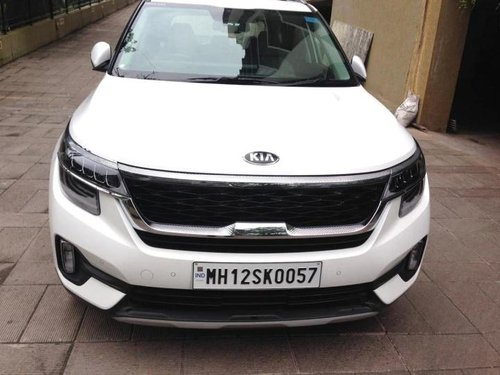Used Kia Seltos 2019 AT for sale in Mumbai