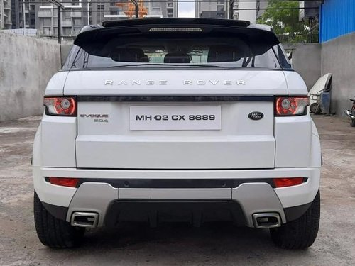 Used 2012 Land Rover Range Rover Evoque AT for sale in Pune