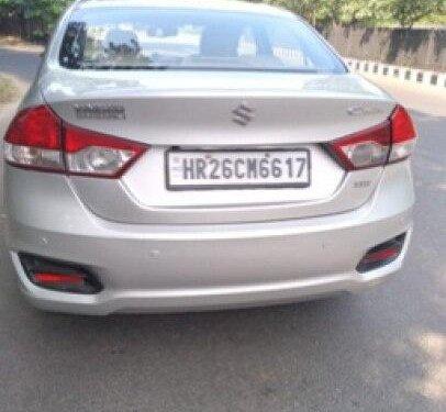 Maruti Ciaz ZDi Option 2015 MT for sale in Gurgaon