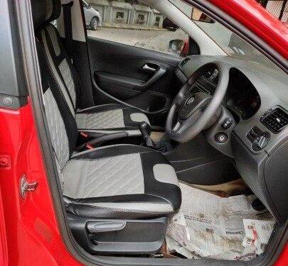 Volkswagen Polo 1.2 MPI Comfortline 2017 MT for sale in Bangalore