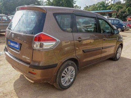 Maruti Suzuki Ertiga 2015 MT for sale in Hyderabad