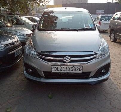 2017 Maruti Suzuki Ertiga VXI CNG MT for sale in New Delhi