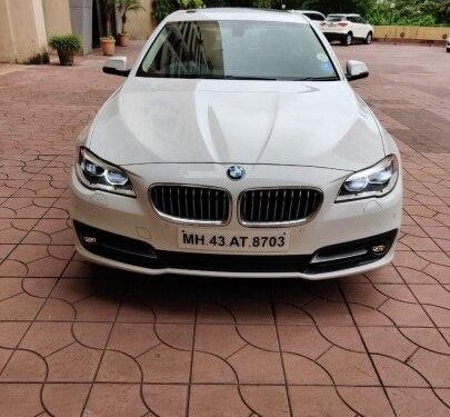 2016 BMW 5 Series 2013-2017 AT for sale in Mumbai