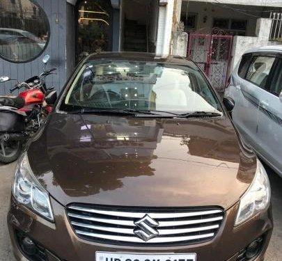 2015 Maruti Suzuki Ciaz MT for sale in New Delhi