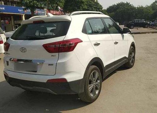 2017 Hyundai Creta 1.6 CRDi SX Plus AT for sale in Faridabad
