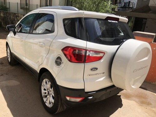 2016 Ford EcoSport 1.5 Petrol Titanium AT for sale in Chennai