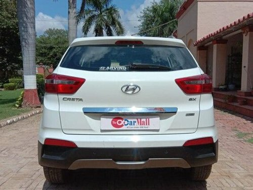 Used 2015 Hyundai Creta 1.6 SX Option Diesel MT in Agra