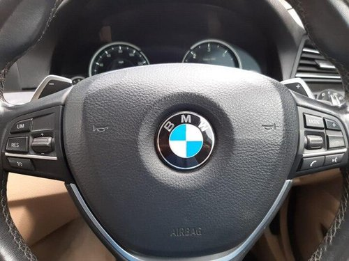 2014 BMW 5 Series 2013-2017 AT for sale in Ahmedabad