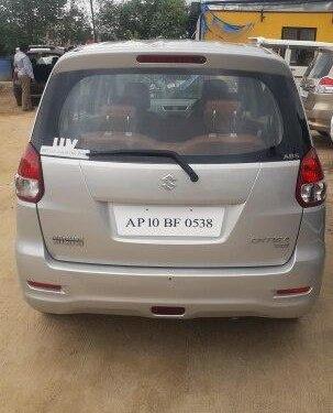 Used 2013 Maruti Suzuki Ertiga ZDI MT for sale in Hyderabad