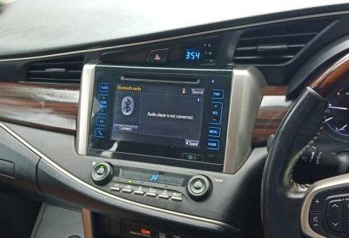 2017 Toyota Innova Crysta 2.8 ZX BSIV AT in Chennai