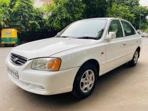 Hyundai Accent Executive CNG 2008 MT for sale in Ahmedabad