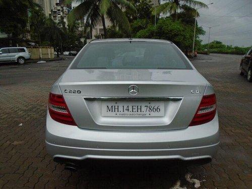 2014 Mercedes Benz C-Class C 220 CDI Grand Edition AT in Mumbai