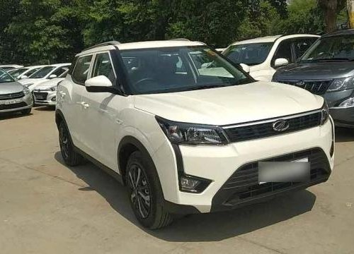 Used Mahindra XUV300 2019 MT for sale in Faridabad