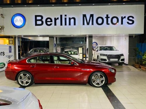 BMW 6 Series 640d Coupe 2013 AT for sale in Pune