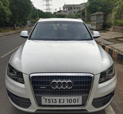 2012 Audi Q5 2008-2012 AT for sale in Hyderabad