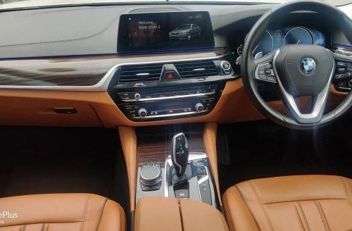 Used 2018 BMW 5 Series 2013-2017 AT for sale in Mumbai