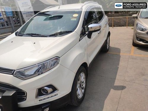 Used 2017 Ford EcoSport MT for sale in Agra