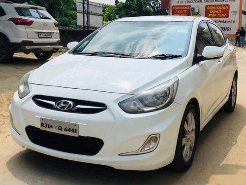 2012 Hyundai Verna SX IVT AT for sale in Jaipur