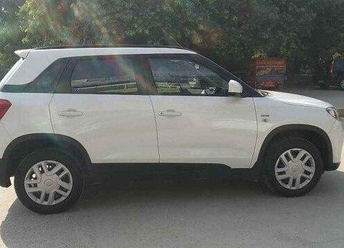 2019 Maruti Suzuki Vitara Brezza VDi AMT for sale in Faridabad