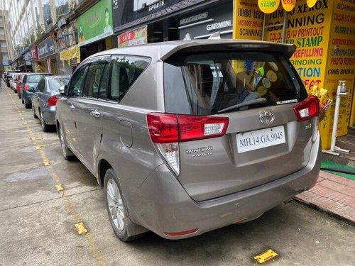2017 Toyota Innova Crysta 2.8 ZX BSIV AT in Mumbai