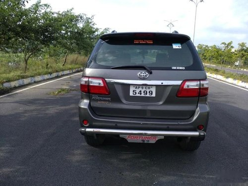 Used 2011 Toyota Fortuner 3.0 Diesel MT for sale in Hyderabad