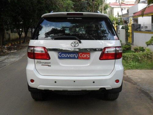 Used 2011 Toyota Fortuner 2.8 4WD MT in Bangalore