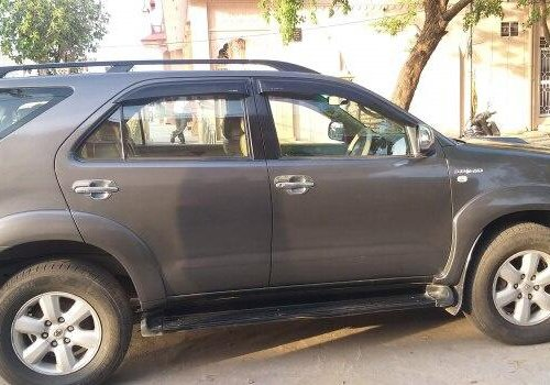 2010 Toyota Fortuner 4x4 MT for sale in Jaipur