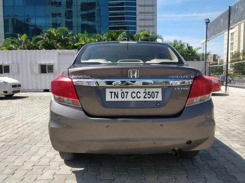 Honda Amaze S i-VTEC 2015 MT for sale in Chennai