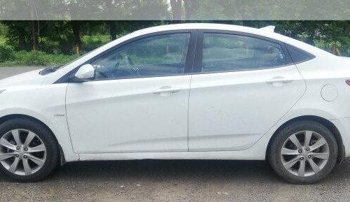 Used 2012 Hyundai Verna 1.6 CRDI MT for sale in Aurangabad