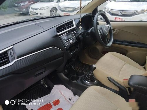 Used Honda Brio 2017 MT for sale in Thrissur