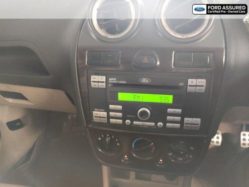 Used Ford Fiesta 2009 MT for sale in Agra