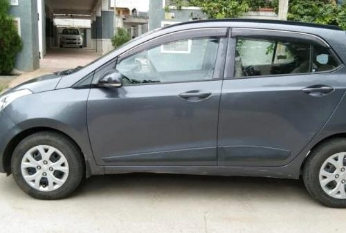 Used 2015 Hyundai Grand i10 1.2 CRDi Sportz MT for sale in Hyderabad -8