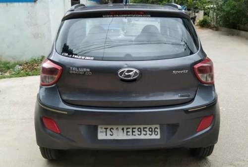 Used 2015 Hyundai Grand i10 1.2 CRDi Sportz MT for sale in Hyderabad -9