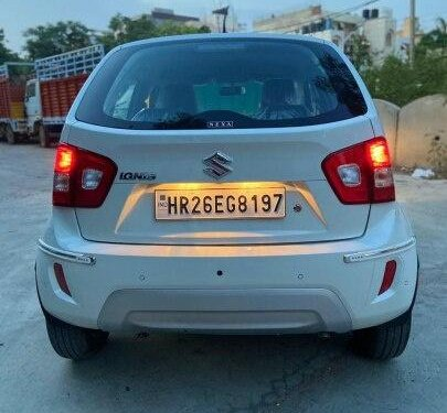 2020 Maruti Suzuki Ignis 1.2 Sigma MT for sale in New Delhi
