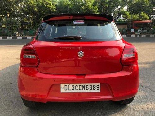 2018 Maruti Suzuki Swift ZXI Plus MT for sale in New Delhi