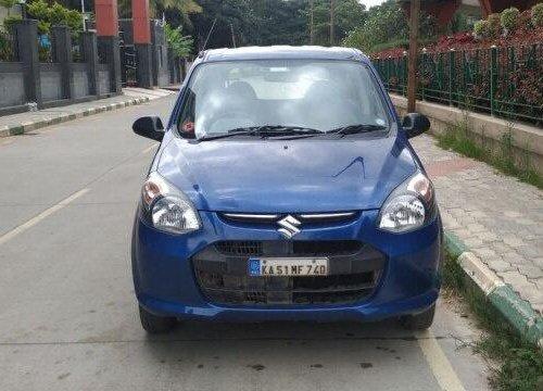 Used Maruti Suzuki Alto 800 LXI 2013 MT for sale in Bangalore