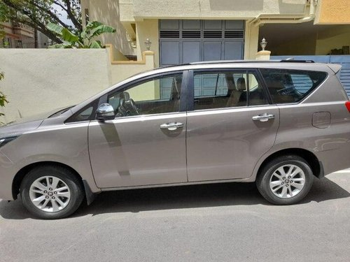 Toyota Innova Crysta 2.8 ZX AT 2017 AT for sale in Bangalore