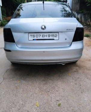 2014 Skoda Rapid 1.5 TDI Elegance AT for sale in Hyderabad
