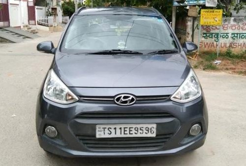 Used 2015 Hyundai Grand i10 1.2 CRDi Sportz MT for sale in Hyderabad -10
