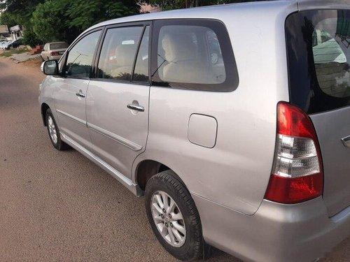 Used 2012 Toyota Innova MT for sale in Jaipur