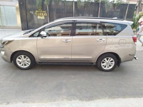 Used Toyota Innova Crysta 2017 MT for sale in Gurgaon