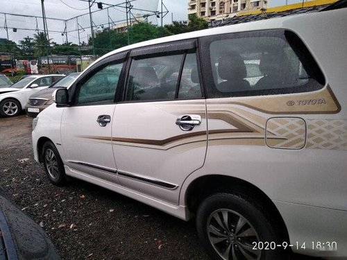 Used Toyota Innova 2.5 ZX Diesel 7 Seater 2015 MT in Mumbai -6