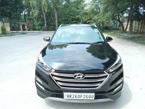 Used 2017 Hyundai Tucson AT for sale in New Delhi