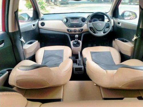 2017 Hyundai Grand i10 1.2 Kappa Sportz Option MT in Chennai