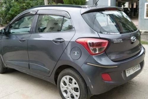 Used 2015 Hyundai Grand i10 1.2 CRDi Sportz MT for sale in Hyderabad