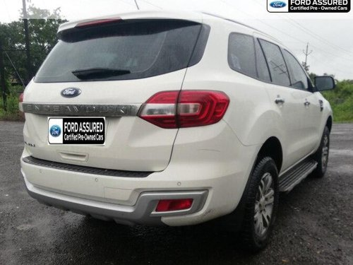 Ford Endeavour 2.2 Titanium AT 4X2 2018 AT for sale in Aurangabad