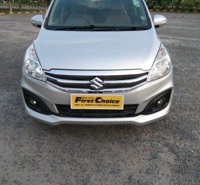 Used 2015 Maruti Suzuki Ertiga MT for sale in Faridabad