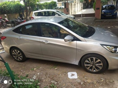 Used 2014 Hyundai Verna AT for sale in Chennai