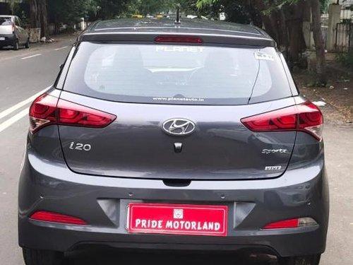 Hyundai Elite i20 Sportz 1.2 2016 MT for sale in Ahmedabad