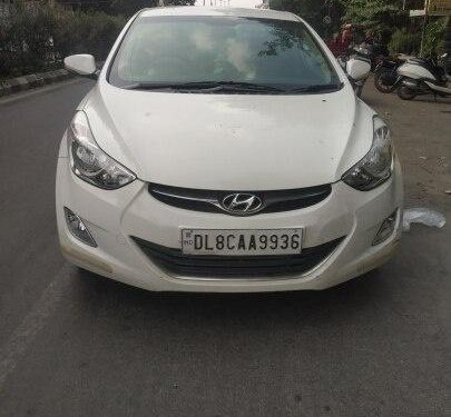 Used 2013 Hyundai Elantra SX AT for sale in New Delhi